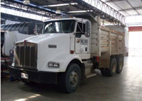 Case Study: Series 9000 Under-The-Hood Installation on a Kenworth T-800 Truck