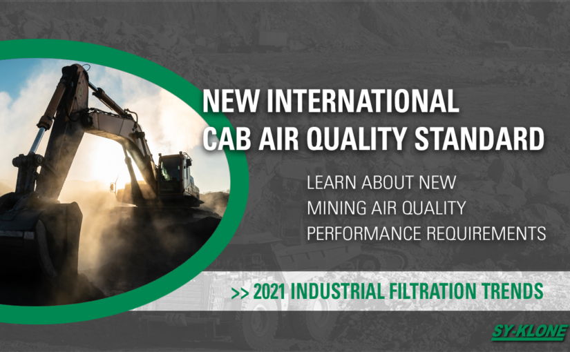 What is ISO 23875? New Cab Air Quality Standard