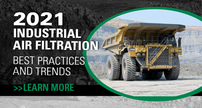 2021 Industrial and Heavy Equipment Air Filtration Best Practices and Trends