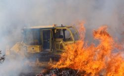 Fire Dozers: Keeping Air Clean in the Heat of Action