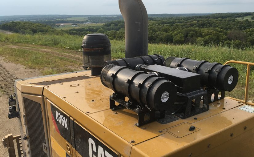 Case Study: XLR Real World Performance in a Landfill