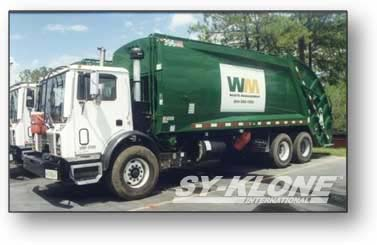 Series 9000 Case Study: Waste Truck