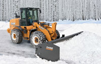 The Series 9000 Solution For Your Snow Problem!