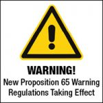 Sy-Klone Complies to California Proposition 65