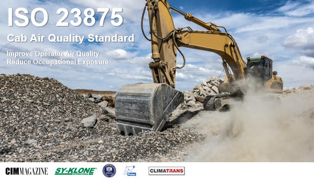 ISO 23875 Cab Air Quality – Canadian Institute of Mining
