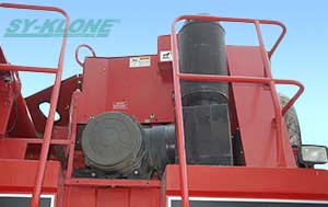 Optimax on machines in landfill environment