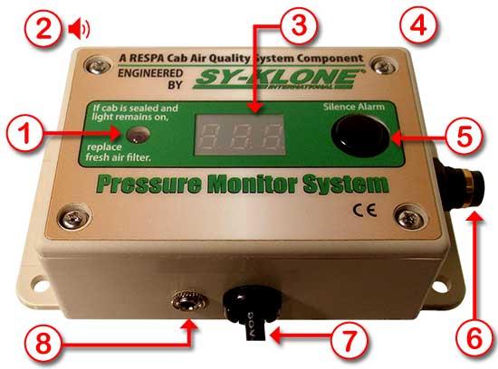 RESPA Pressure Sensor